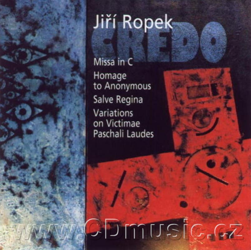 ROPEK J. (1922-2005) MISSA IN C, HOMAGE TO ANONYMOUS SUITE FOR BRASS SEXTET AND ORGAN, SAL