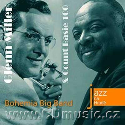 JAZZ AT PRAGUE CASTLE Vol.8 BOHEMIA BIG BAND TRIBUTE TO GLENN MILLER AND COUNT BASIE / The