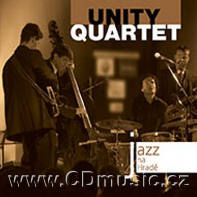 JAZZ AT PRAGUE CASTLE Vol.21 UNITY QUARTET / V.Spilka guitar, R.Zapadlo tenor saxophone, P