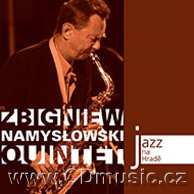 JAZZ AT PRAGUE CASTLE Vol.24 ZBIGNIEW NAMYSLOWSKI QUINTET / Z.Namyslowski saxophones, J.Na