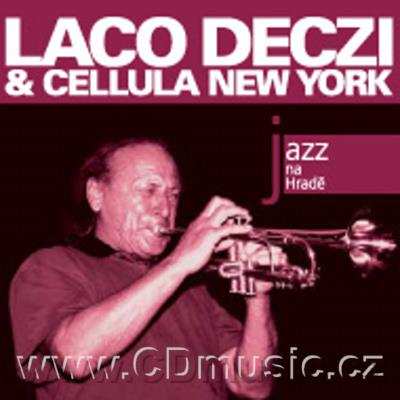 JAZZ AT PRAGUE CASTLE Vol.23 DECZI L. + CELLULA NEW YORK / L.Deczi trumpet, E.Meridiano pi