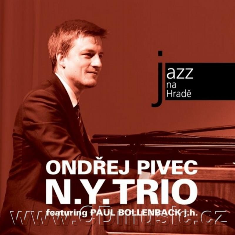 JAZZ AT PRAGUE CASTLE Vol.52 ONDŘEJ PIVEC N.Y.TRIO / O.Pivec Hammond B3, J.Marshall barito