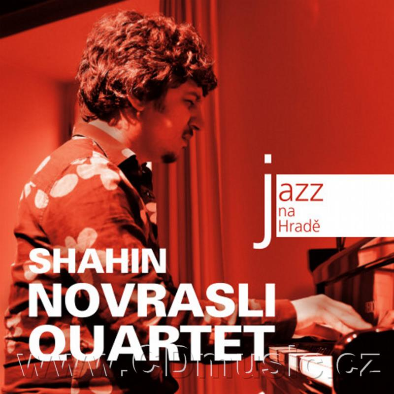 JAZZ AT PRAGUE CASTLE Vol.53 SHANIN NOVRASLI QUARTET / S.Novrasli piano, vocal, N.Peck dou