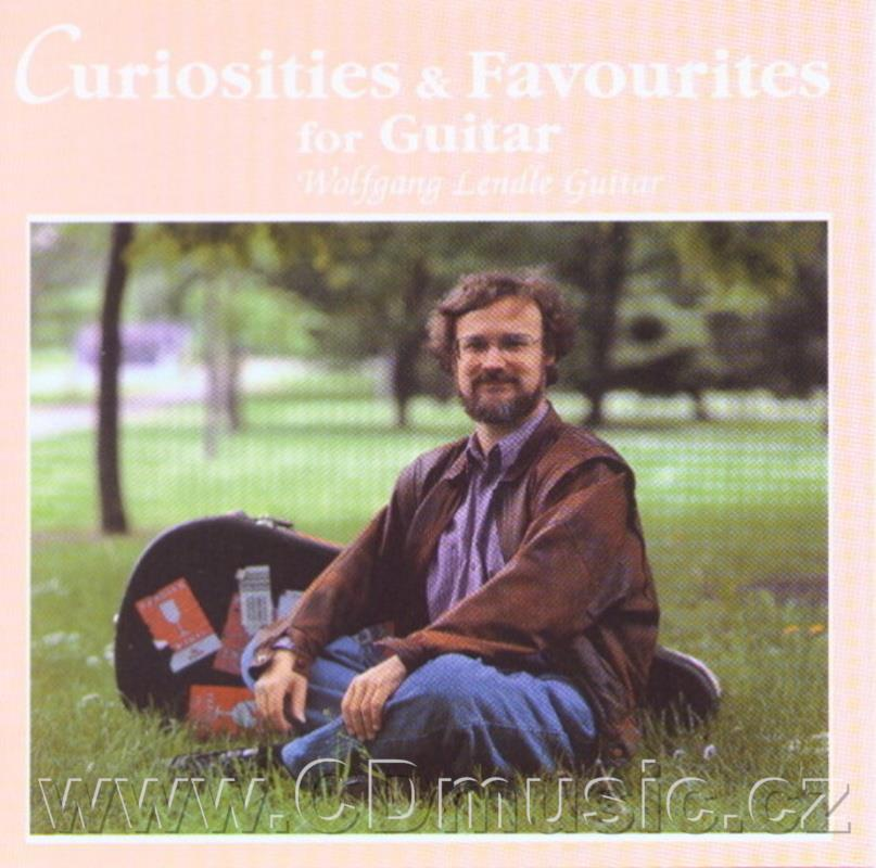 CURIOSITES AND FAVOURITES FOR GUITAR (BIZET, DYENS, DONT, DER STAAK, LENDLE, LAWALL, ARNAL