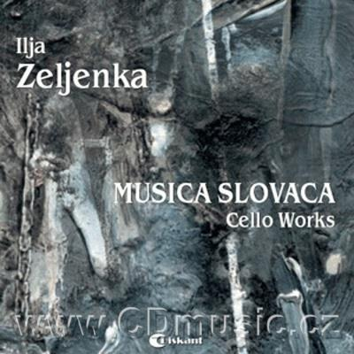 ZELJENKA I. CELLO WORKS (SONATA FOR CELLO, DOUBLE PLAYS FOR VIOLIN AND CELLO, PROLOGUE AND