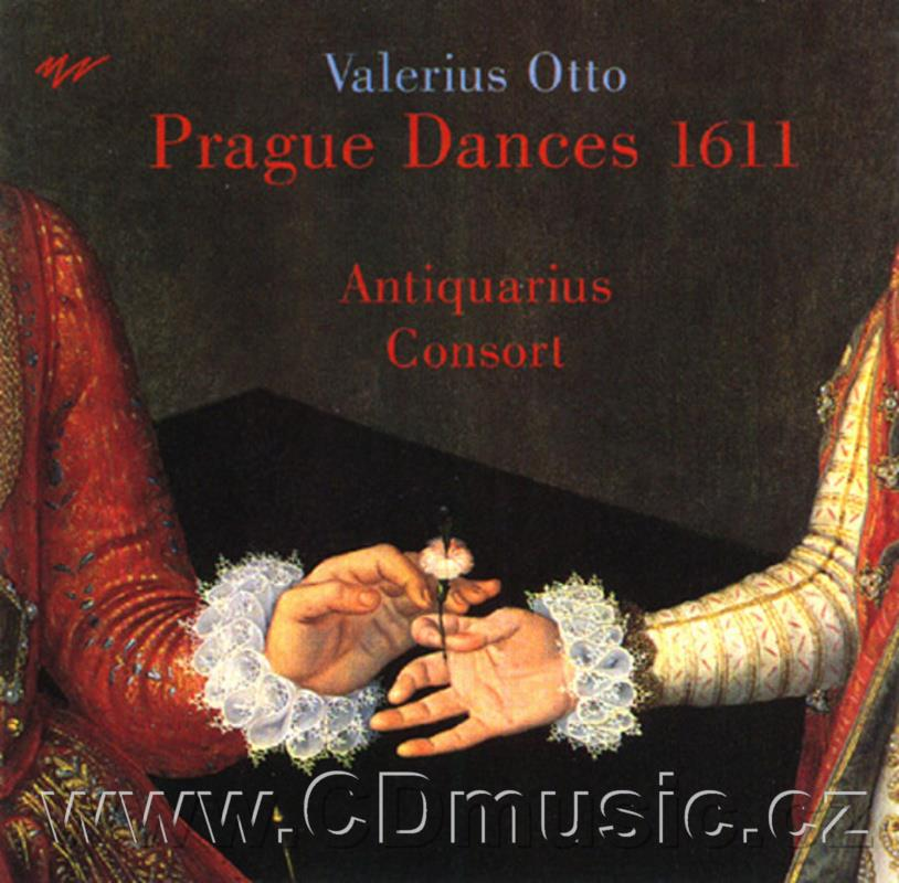 OTTO V. (1579-1612) PRAGUE DANCES 1611 (NEWE PADUANEN, GALLIARDEN, INTRADEN UND CURRENTEN,