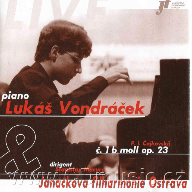 TCHAIKOVSKY P.I. PIANO CONCERTO No.1 Op.23, SCHUBERT F. + LISZT F. GRETCHEN/MAGRARET AT TH