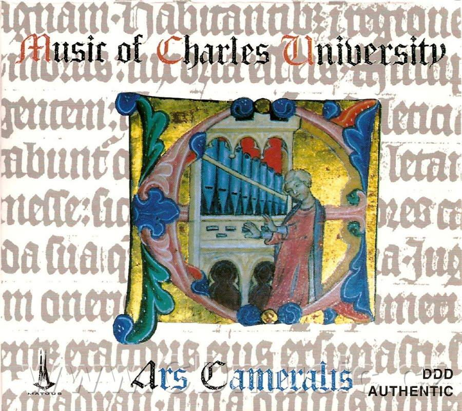 Music of Charles University - European Music of the 14th Century, Czech Music of the 14th