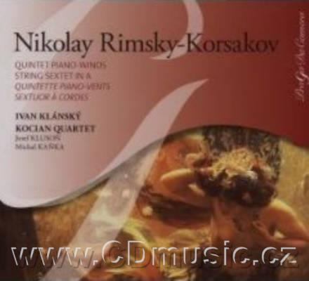 RIMSKY-KORSAKOV N. QUINTET IN B FLAT MAJOR FOR PIANO, FLUTE, CLARINET, HORN AND BASSOON, S