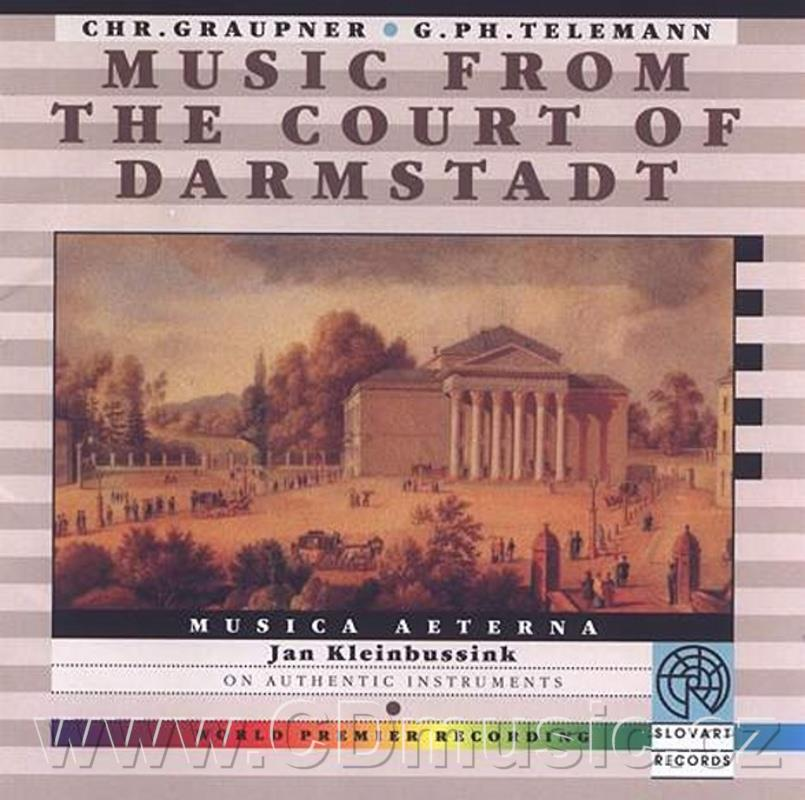 GRAUPNER C. (1683-1760) OVERTURE, TELEMANN G.P. CONCERTO, OVERTURE - MUSIC FROM THE COURT