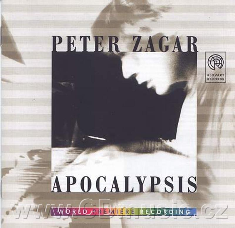 ZAGAR P. (b.1961) APOCALYPSIS IOHANNIS FOR SOPRANO, MEZZE-SOPRANO, MIXED CHOIR AND STRINGS