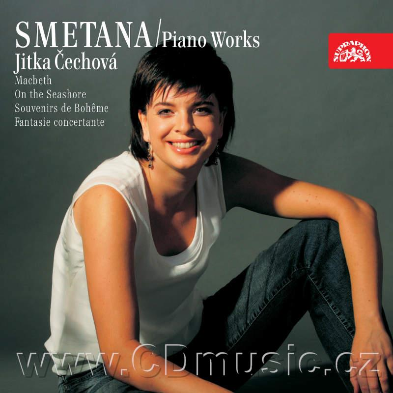SMETANA B. PIANO WORKS Vol.1 (MACBETH AND THE WITCHES, DER NEUGIERIGE, BALL-VISION POLKA-R