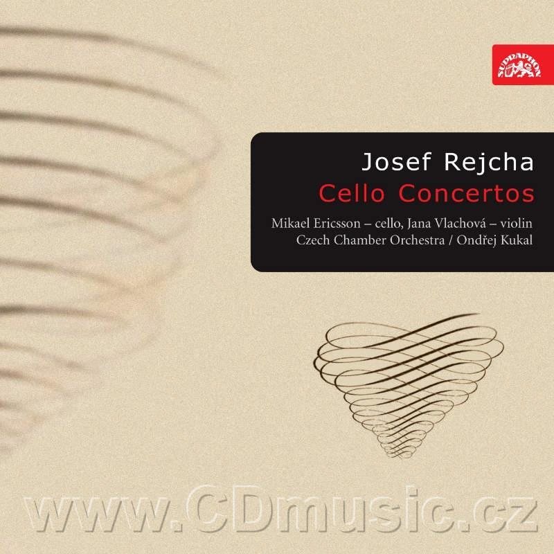 REJCHA J. (1752-1795) CONCERTO FOR CELLO AND ORCH. Op.4 No.1, CONCERTO FOR VIOLIN AND CELL