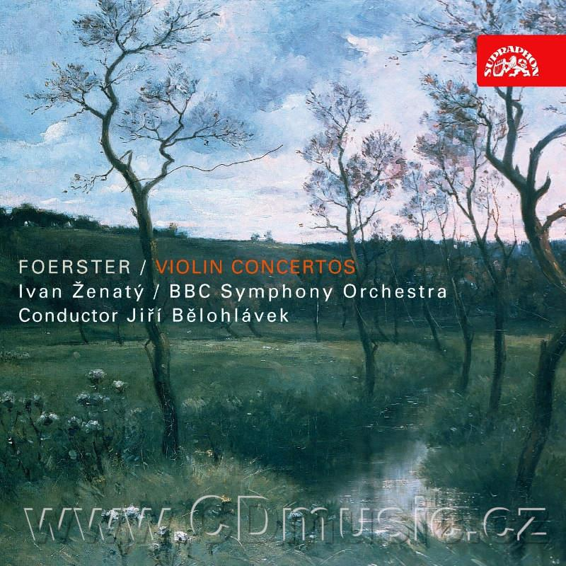 FOERSTER J.B. (1859-1951) CONCERTO FOR VIOLIN AND ORCHESTRA No.1 IN C MINOR Op.88, CONCERT