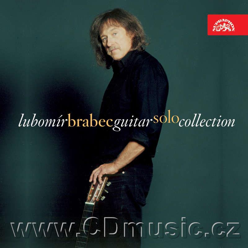 BRABEC L. GUITAR SOLO COLLECTION (this compilation 2008)