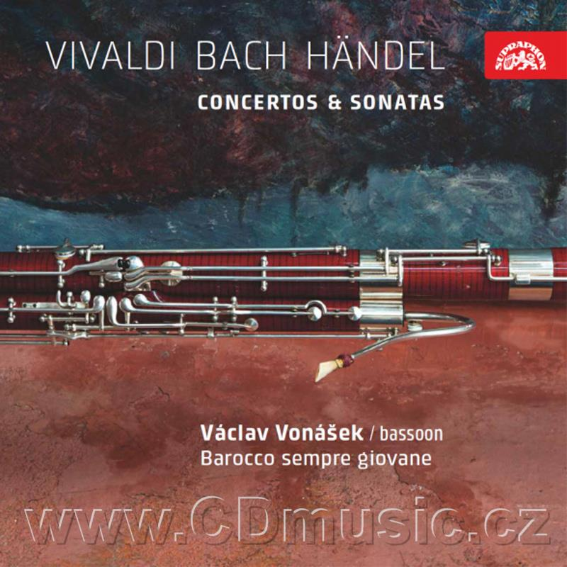 VIVALDI A. CONCERTO FOR BASSOON RV 497, RV 501, BACH J.S. SONATA FOR BASSOON AND BASSO CON