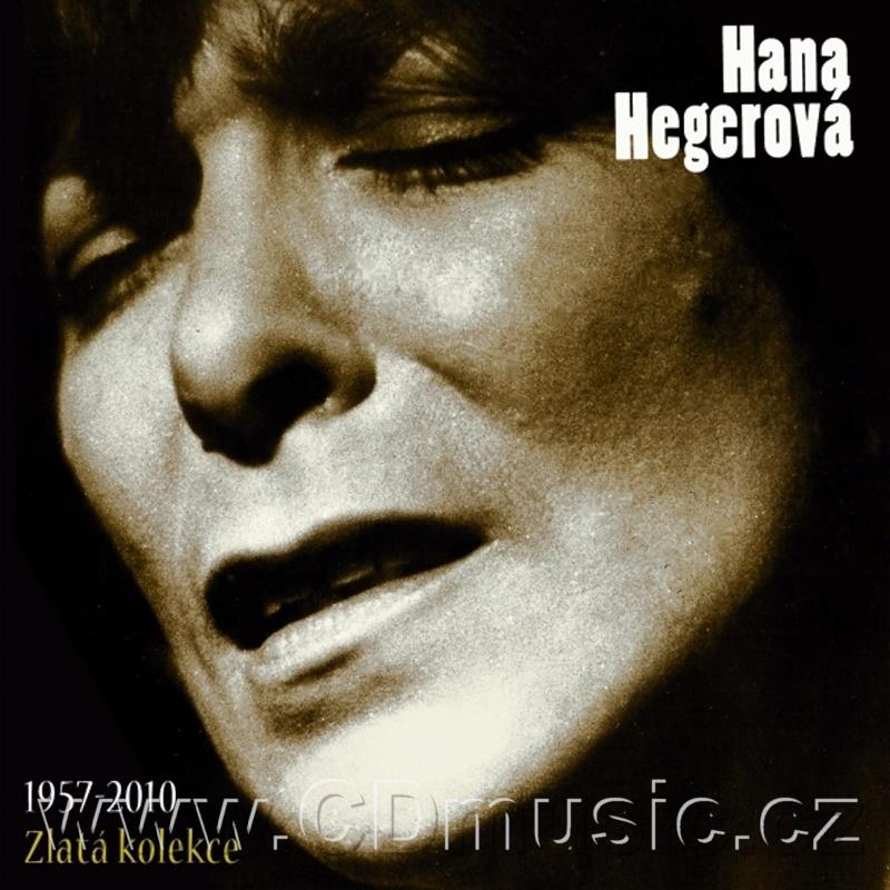 HEGEROVÁ H. ZLATÁ KOLEKCE 1957 - 2010 / GOLDEN COLLECTION (including 20 tracks first time