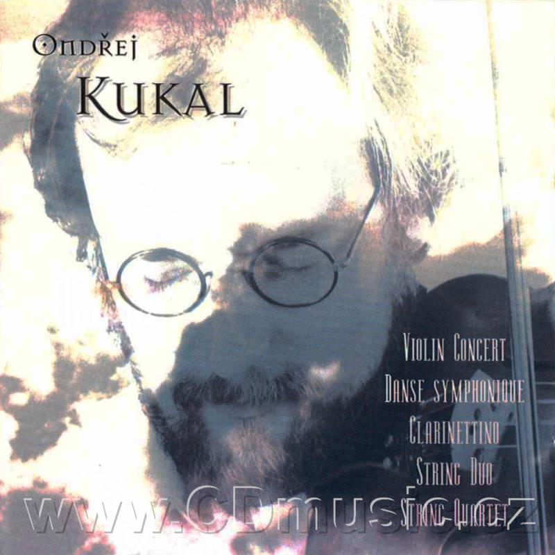 KUKAL O. (b.1964) CONCERT FOR VIOLIN AND ORCHESTRA Op.7, DANSE SYMPHONIQUE Op.10, CONCERTI