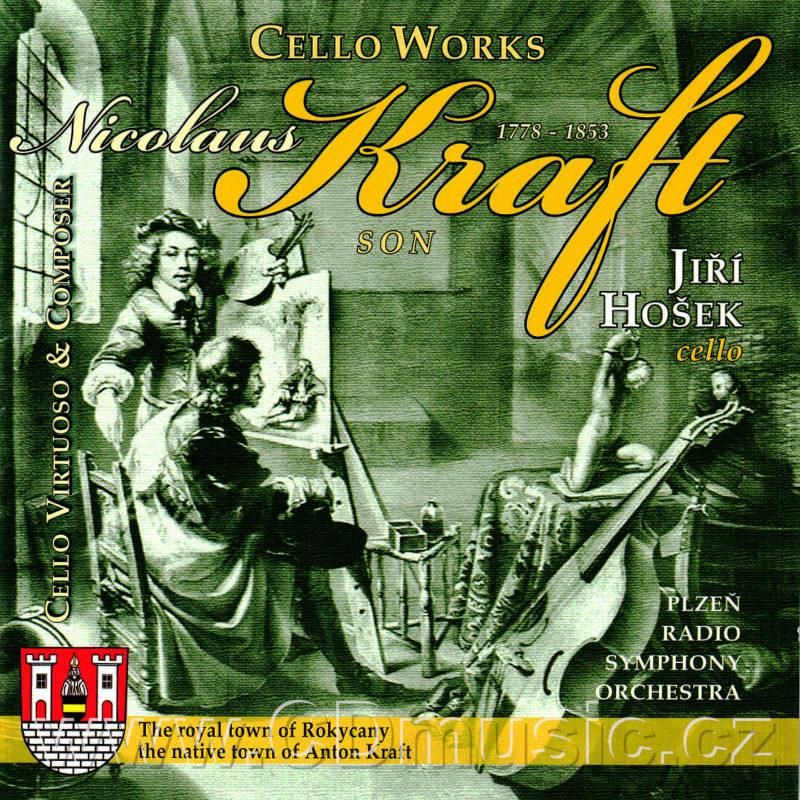 KRAFT N. (1778-1853) CONCERTO FOR CELLO AND ORCHESTRA No.1 Op.3, INTRODUCTION, VARIATIONEN
