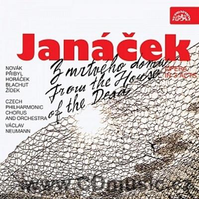 JANÁČEK L. FROM THE HOUSE OF THE DEAD opera / R.Novák, V.Přibyl, J.Horáček, B.Blachut, I.Ž