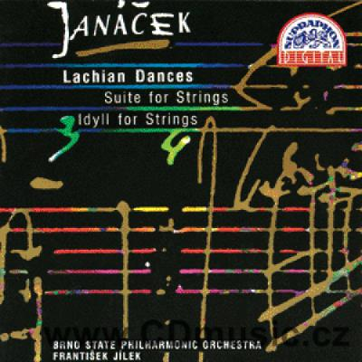 JANÁČEK L. ORCHESTRAL WORKS VOL.1 (LACHIAN DANCES, SUITE FOR STRINGS, IDYLL FOR STRINGS)