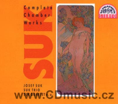 SUK J. COMPLETE CHAMBER WORKS (including 1115312111, 1115322131, 1115332111) / Suk Quarte