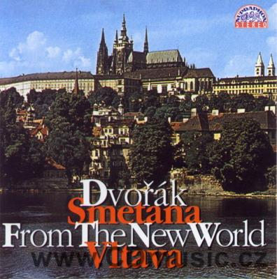 DVOŘÁK A. SYMPHONY No.9 FROM THE NEW WORLD, SMETANA B. VLTAVA / CPO / V.Neumann