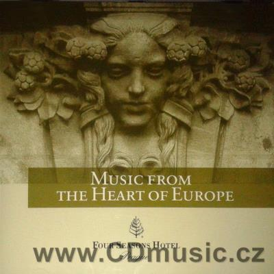 MUSIC FROM THE HEART OF EUROPE (SUK J., DVOŘÁK A., JANÁČEK L., NEDBAL O., NOVÁK V. RYBA J)