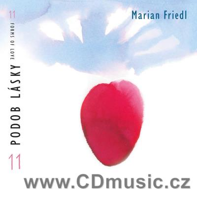 11 PODOB LÁSKY / 11 FORMS OF LOVE - MARIAN FRIEDL