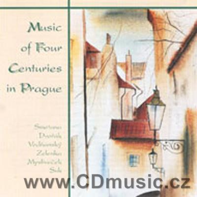 MUSIC OF FOUR CENTURIES IN PRAGUE (VODŇANSKÝ J.C. RORANDO COELI, ZELENKA J.D. SONATA II IN
