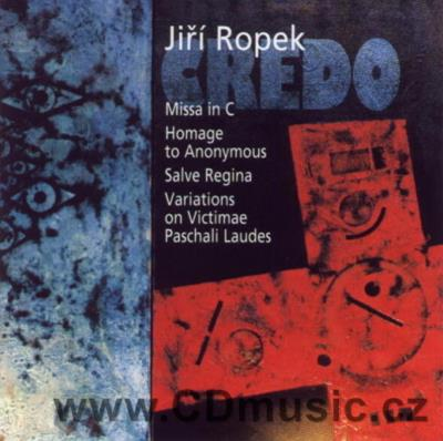 ROPEK J. (1922-2005) MISSA IN C, HOMAGE TO ANONYMOUS SUITE FOR BRASS SEXTET AND ORGAN...
