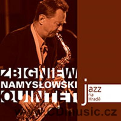 JAZZ AT PRAGUE CASTLE Vol.24 ZBIGNIEW NAMYSLOWSKI QUINTET / Z.Namyslowski saxophones...