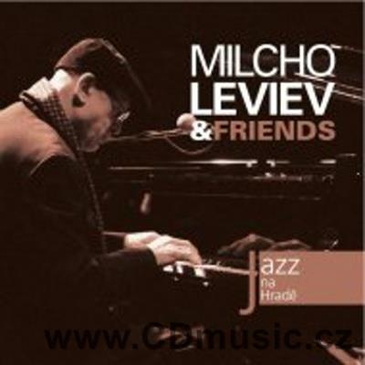 JAZZ AT PRAGUE CASTLE Vol.35 MILCHO LEVIEV QUINTET / M.Leviev piano, V.Almazidu vocal, M.Y