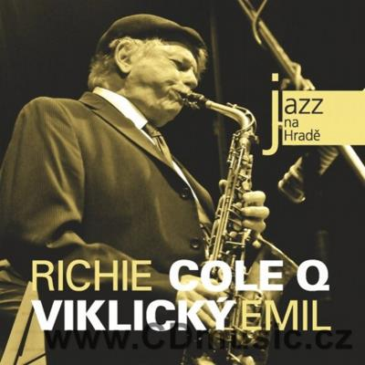 JAZZ AT PRAGUE CASTLE Vol.39 RICHIE COLE Q AND EMIL VIKLICKÝ / R.Cole altsaxophone...