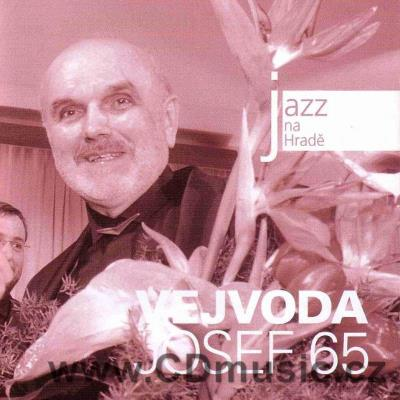 JAZZ AT PRAGUE CASTLE Vol.37 VEJVODA JOSEF 65 / J.Vejvoda drums, K.Marek, O.Štajnochr...
