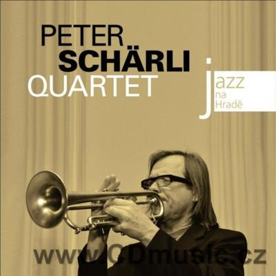 JAZZ AT PRAGUE CASTLE Vol.38 PETER SCHARLI QUARTET / P.Scharli trumpet, G.Ferris trombone