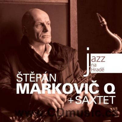 JAZZ AT PRAGUE CASTLE Vol.47 ŠTĚPÁN MARKOVIČ Q + SAXTET (2012)