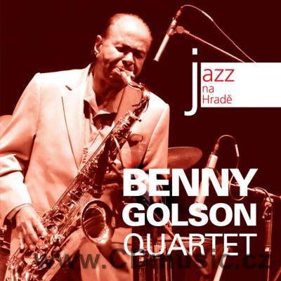 JAZZ AT PRAGUE CASTLE Vol.48 BENNY GOLSON QUARTET / B.Golson tenor sax, K.Lightsey piano..