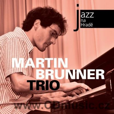 JAZZ AT PRAGUE CASTLE Vol.50 MARTIN BRUNNER TRIO / M.Brunner piano, T.Hobzek, M.Kapustník