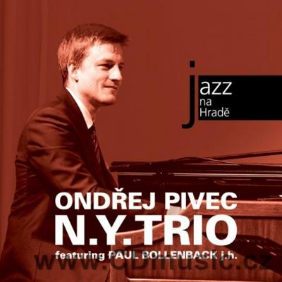 JAZZ AT PRAGUE CASTLE Vol.52 ONDŘEJ PIVEC N.Y.TRIO / O.Pivec Hammond B3, J.Marshall...