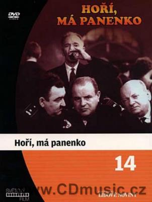 Hori ma panenko / The Fireman's Ball CR-It, 1967, 71min. rezie: M.Forman hrají: J.Vostrčil