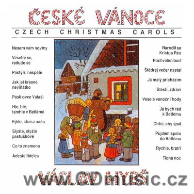 CZECH CHRISTMAS CAROLS IN POPULAR STYLE / Kuhn Children's Choir / Václav Hybš Orchestra