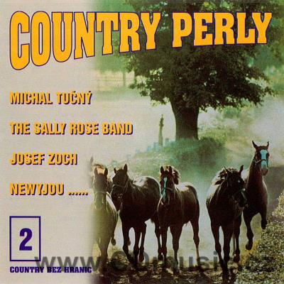 CONTRY PERLY Vol.2 - COUNTRY BEZ HRANIC
