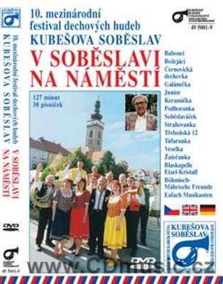 10. International festival - Kubešova Soběslav Without subtitles. Region: All (PAL)