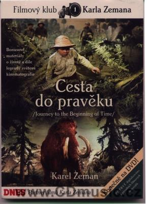 Cesta do pravěku / Journey to the Beginning of Time ČR, 1955, 93min. režie: K.Zeman