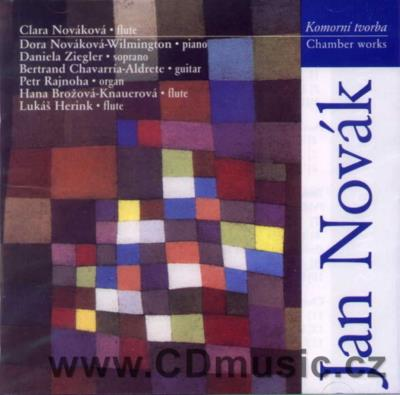 NOVÁK J. CHAMBER WORKS (SONATA DA CHIESA II FOR FLUTE AND ORGAN, PANISCI FISTULA FOR THREE