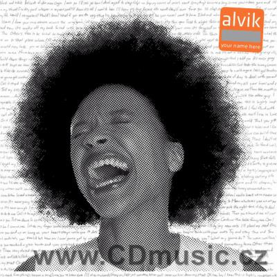 ALVIK - YOUR NAME HERE (2012) (LP vinyl)