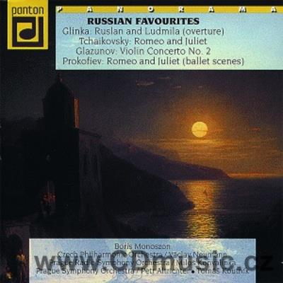 GLINKA M. RUSLAN AND LUDMILA overture., TCHAIKOVSKY P.I. ROMEO AND JULIET...