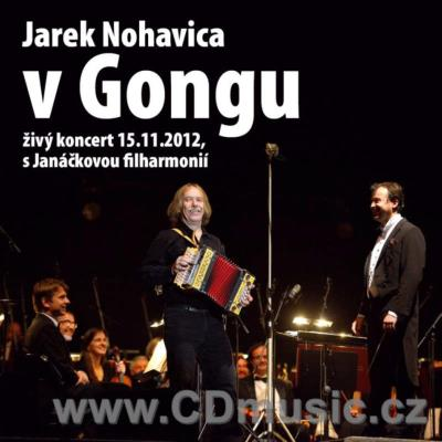 NOHAVICA J. V GONGU (2018) (CD+DVD)