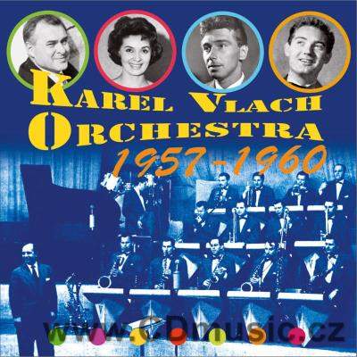 KAREL VLACH ORCHESTRA 1957-1960 (14 CD BOX)